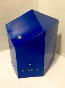 mBox: the wooden prototype!